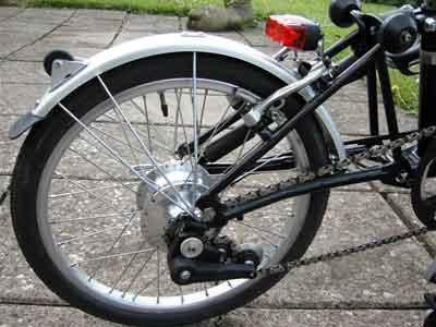 brompton 9 vitesses KICX2502a